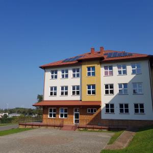 """Szkoła w Rymanowie, która znalazła się z gronie zwycięzców konkursu """"Najlepsza szkoła pod słońcem"""". Fot. IKEA"""
