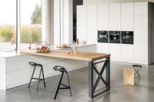 Kuchnia industrialna - zobaczcie piękną realizację