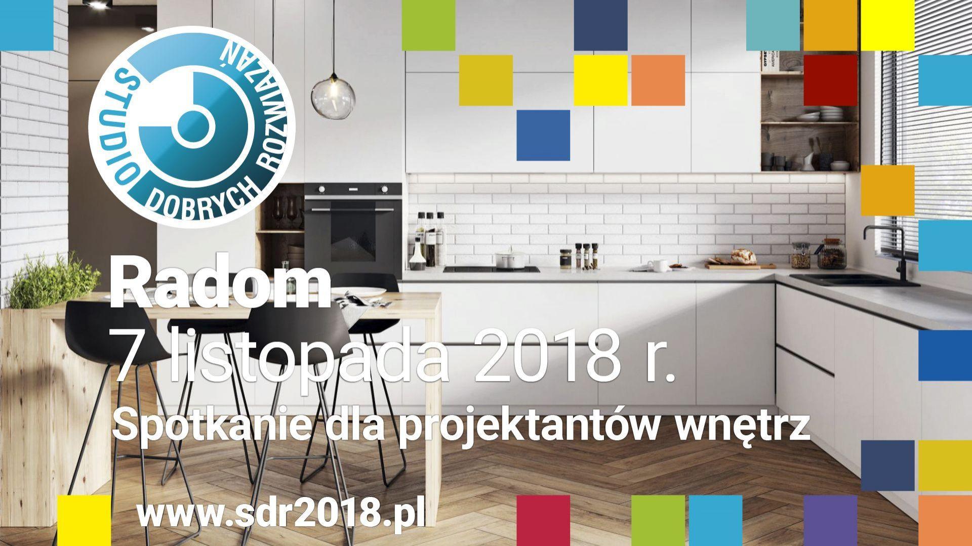 Studio Dobrych Rozwiązań w Radomiu - zapraszamy 7 listopada.