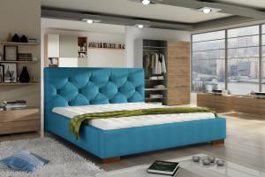 Sypialnia w paryskim stylu