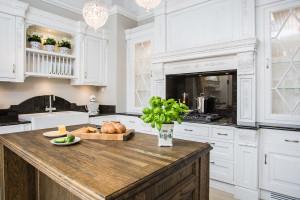 Blaty drewniane w kuchni - wady i zalety