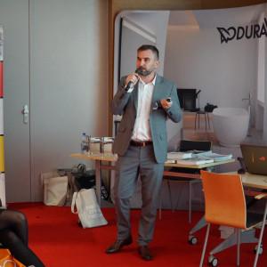Marek Kraczkowski z firmy CAD Projekt.