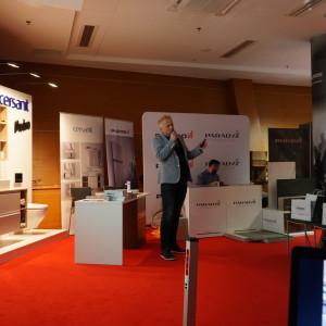 Jacek Kula, Barlinek, wystąpienie w imieniu firmy Bel-Pol