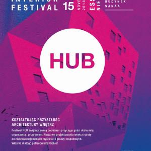HUB – autorski Festiwal Architektury Wnętrz firmy Interprint