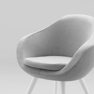 Fotel Olin - projekt Krystian Kowalski dla marki Marbet