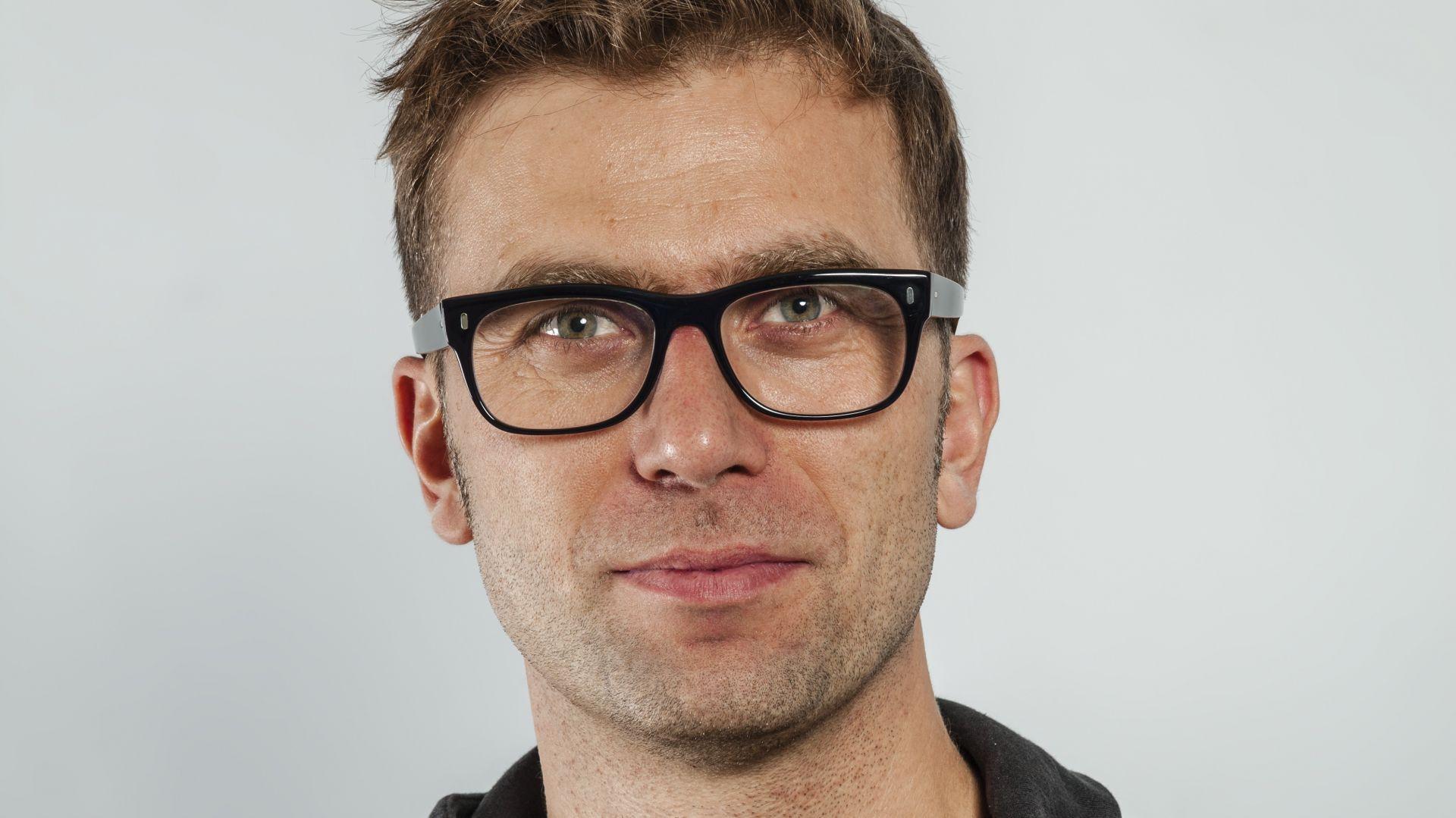 Tomek Rygalik będzie jednym z prelegentów Forum Dobrego Designu 2018.
