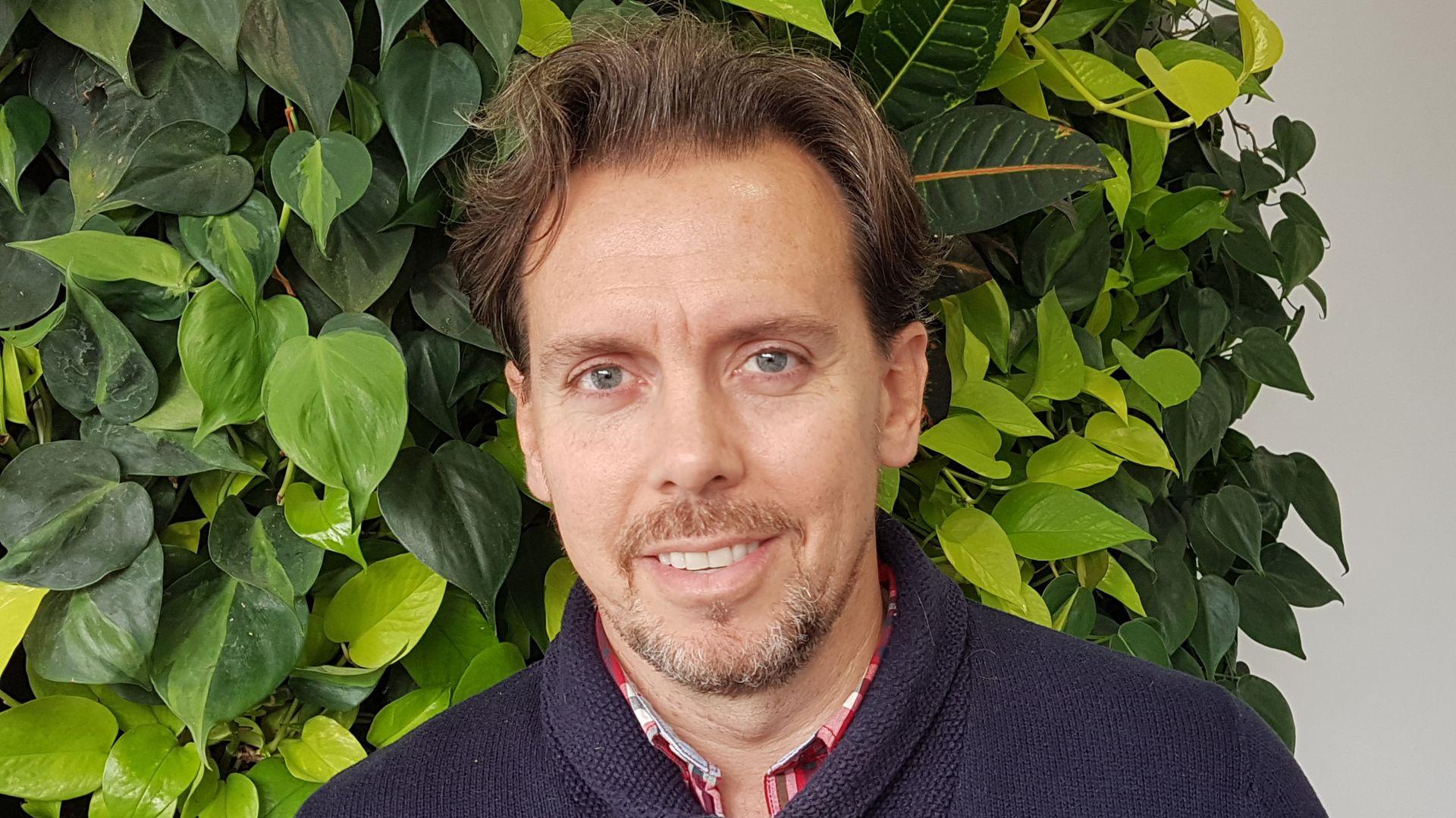 Fernando Hidalgo Romero – architekt, manager ds. handlu i komunikacji w Terapia Urbana.