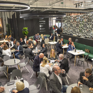 Stoisko Grupy Nowy Styl na targach Orgatec 2018