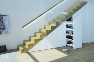 Sprytne miejsca do przechowywania - jak w pełni wykorzystać meble?