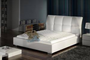 Sypialnia w kawalerce - jak ją pomysłowo zaaranżować