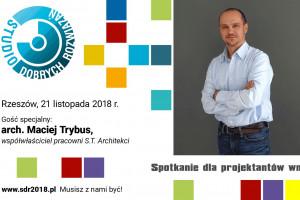 Maciej Trybus będzie gościem specjalnym SDR w Rzeszowie