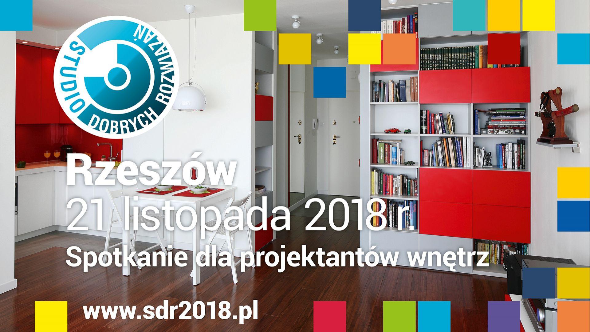 Studio Dobrych Rozwiązań w Rzeszowie odbędzie się 21 listopada.