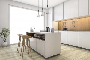Minimalizm w kuchni - dopasuj idealne meble i dodatki!