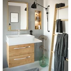 Kolekcja mebli łazienkowych