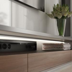 Głównym elementem taśmy LED są diody przytwierdzone do taśmy o wysokiej wytrzymałości. Fot. GTV