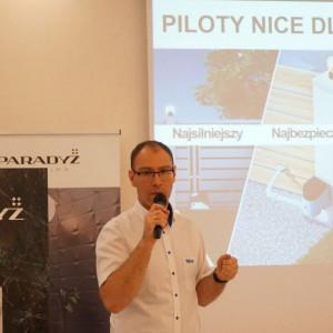 Wojciech Jankowski, reprezentujący Nice.