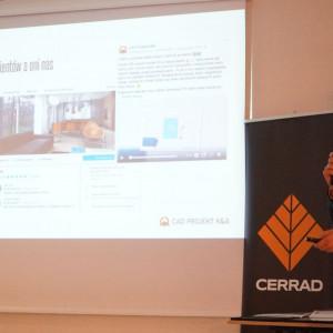 Marcin Pietrzak z firmy CAD Projekt K&A.