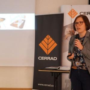 Karolina Kabot z firmy Szkilnik Design.