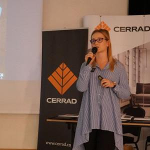 Justyna Pietrzyk z firmy Jadar Home.