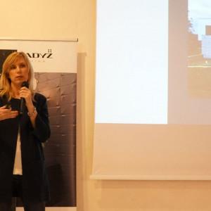 Agnieszka Buczkowska-Korlińska, architekt, założycielka Inter-Arch Architekci.