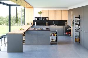 Jak rozwiązać problem przechowywania w kuchni?