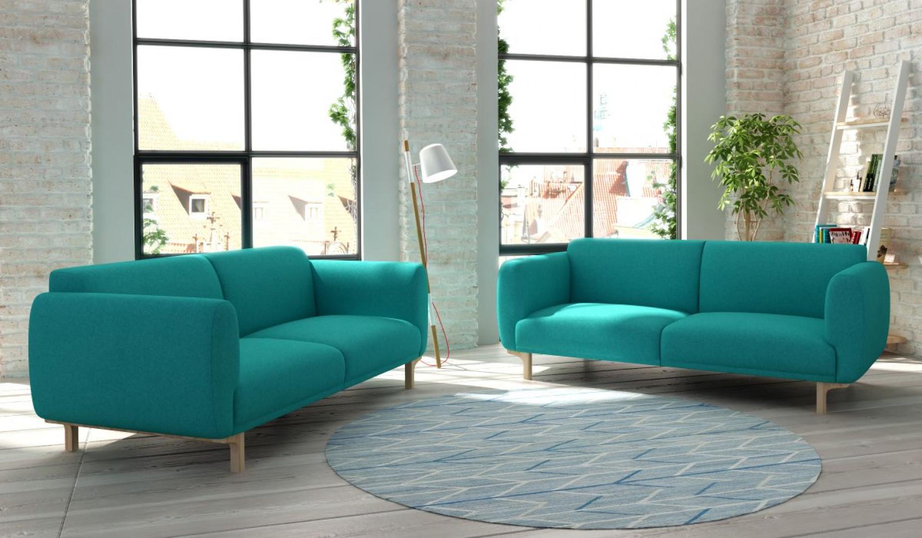"Sofy z serii ""Enna"" firmy Adriana Furniture. Fot. Adriana Furniture"