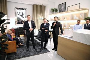 Uroczyste otwarcie showroomu AlmiDecor w Warszawie - fotorelacja