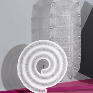Panele drukowane w technologii druku 3D dla In4nite
