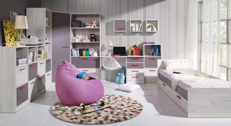 20 nowoczesnych kolekcji mebli do pokoju młodzieżowego