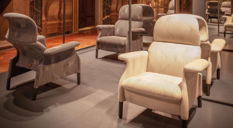 Słynny fotel przeszedł wzorniczą metamorfozę