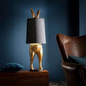 Lampa Gold Rabbit XL. Fot. Dekoria.pl