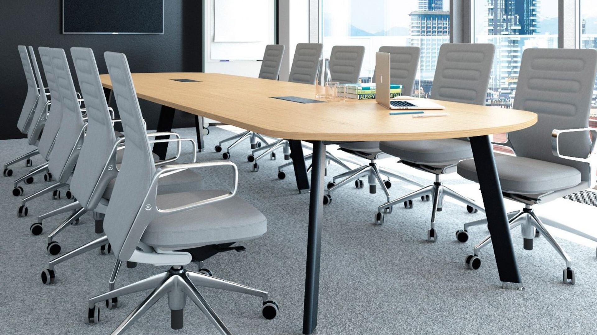 Meble do sal konferencyjnych - komfort i funkcjonalność