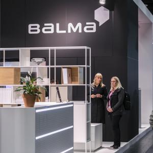 Balma na targach Orgatec 2018