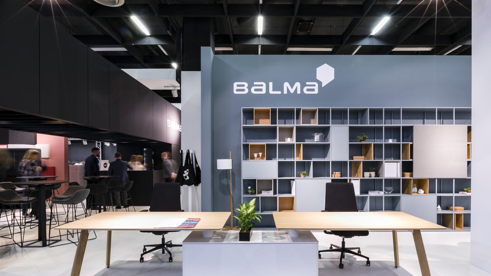 Zobacz, co pokazała firma Balma na targach