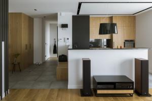 Wnętrze mieszkania skrojone na miarę - zobacz realizację!