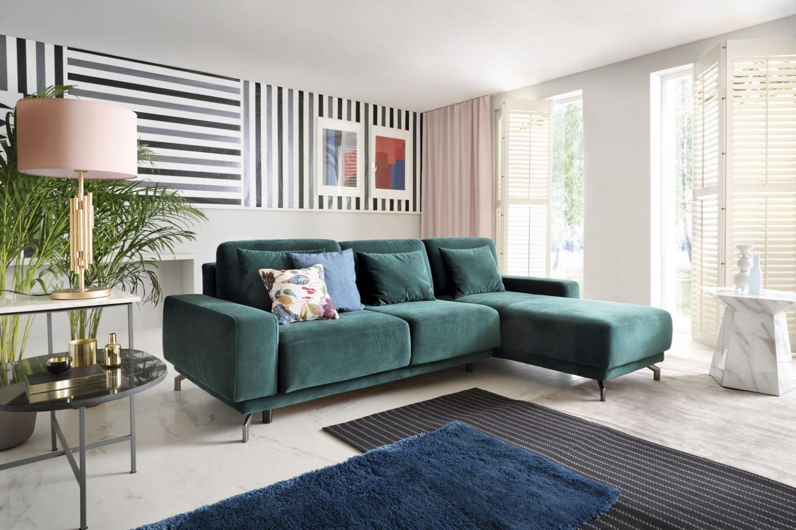 Sofa Veneto firmy Gala Collezione. Fot. Gala Collezione