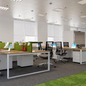 Miejsce pracy zespołowej. Fot. Mikomax Smart Office