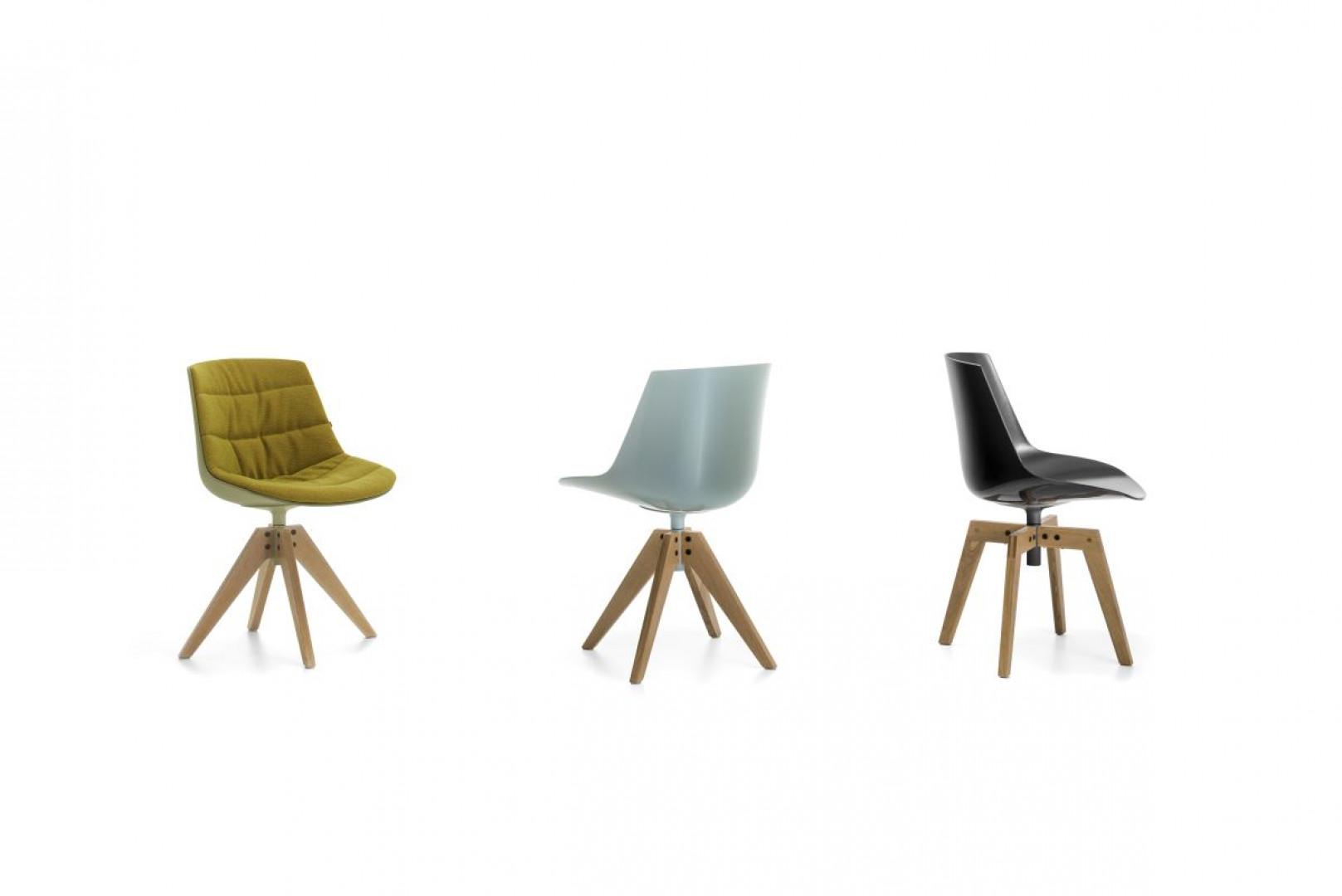 """Krzesło """"Flow Color"""" firmy MDF Italia. Fot. MDF Italia"""