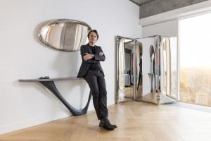 Oskar Zięta zaprojektował apartament dla Złotej 44 - zobacz jego aranżację!