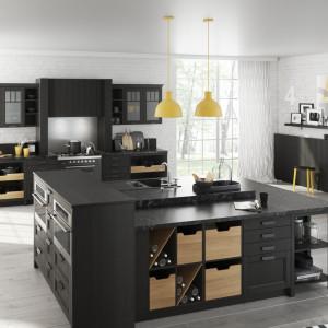 Kuchnia Cambridg. Fot.  Bauformat