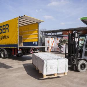 Dachser zapewnia kompleksową obsługę łańcucha logistycznego. Fot. Dachser