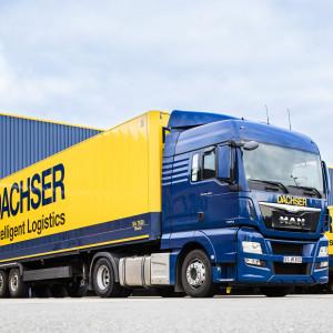 Dachser dysponuje siecią 425 oddziałów w 37 europejskich krajach, a także rozbudowaną siatką codziennych połączeń drobnicowych.
