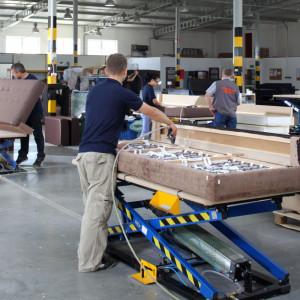 W nowej fabryce docelowo zatrudnienie znajdzie ok. 170 osób. Fot. Libro