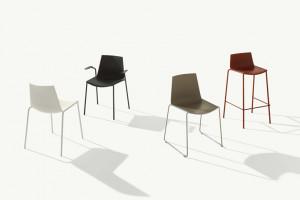 """""""Cuba"""" - innowacyjne krzesła"""