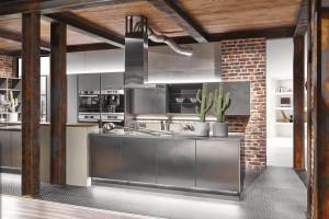 Kuchnia w stylu industrialnym - zobacz inspiracje!