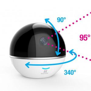 NAGRODA GŁÓWNA bezprzewodowa kamera C6T EZVIZ. Kategoria Nowoczesne Technologie