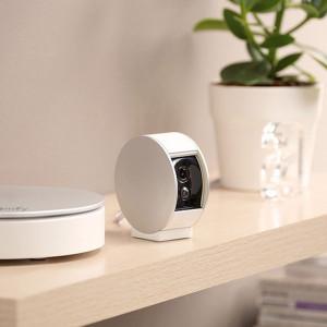Kamera wewnętrzna Somfy. Wyróżnienie w kategorii Nowoczesne Technologie