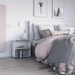 Grzejnik dekoracyjny Arran Purmo. Wyróżnienie w kategorii Przestrzeń Sypialni i Garderoby