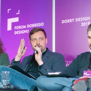 Forum Dobrego Designu. Fot. Paweł Pawłowski PTWP