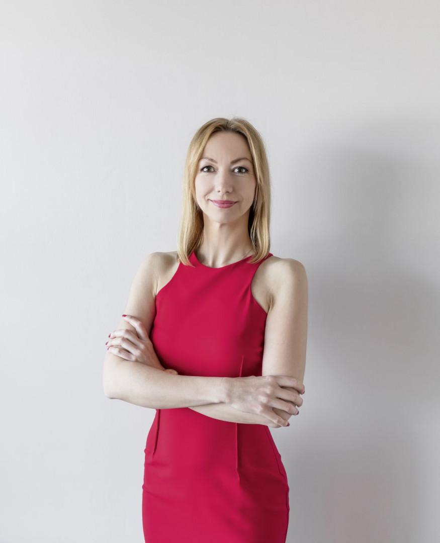 Ewelina Dekordy, marketing junior manager w firmie Halupczok Kuchnie i Wnętrza. Fot. Halupczok Kuchnie i Wnętrza